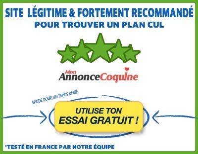 Mon avis sur Mon-Annonce-coquine.com, un bon site de rencontre sexuelle à Lyon